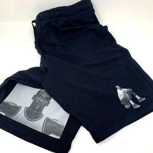 Lightweight Fleece Shorts Jordan Jumpman - Large